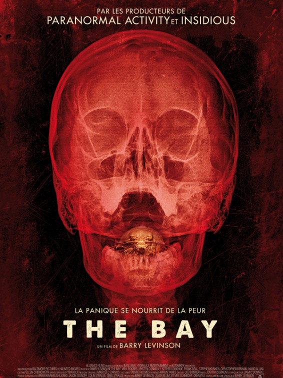 The Bay French Poster