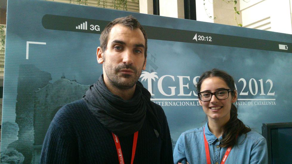 Iker Iturria y Manfre, creadores de Human Core