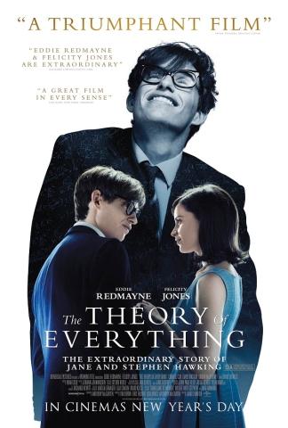 Poster Teoria del todo