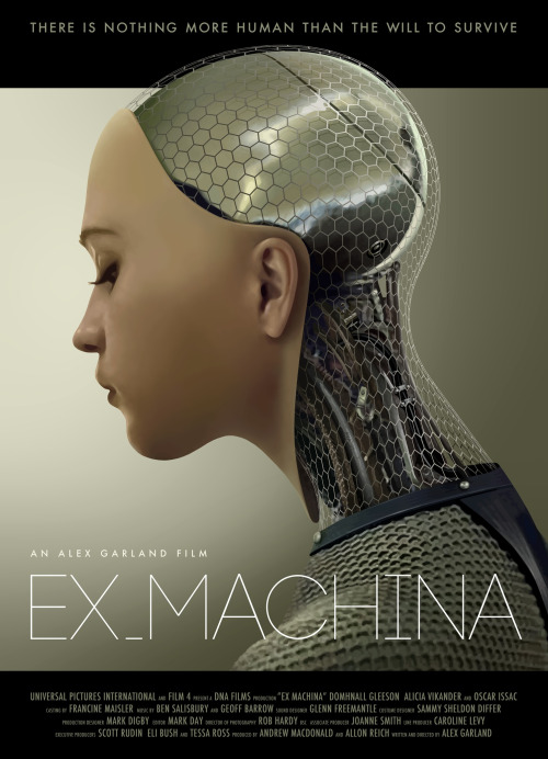 Ex Machina Feedback Ciencia