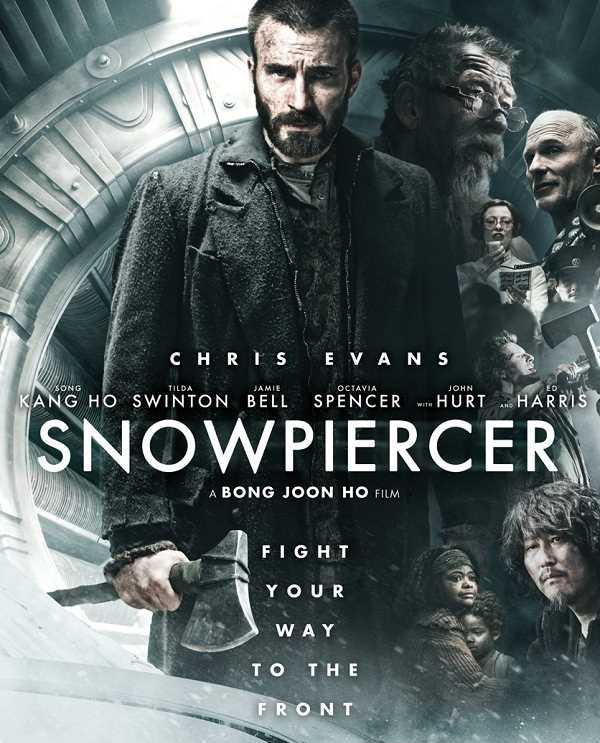 Snowpiercer Poster Feedback Ciencia