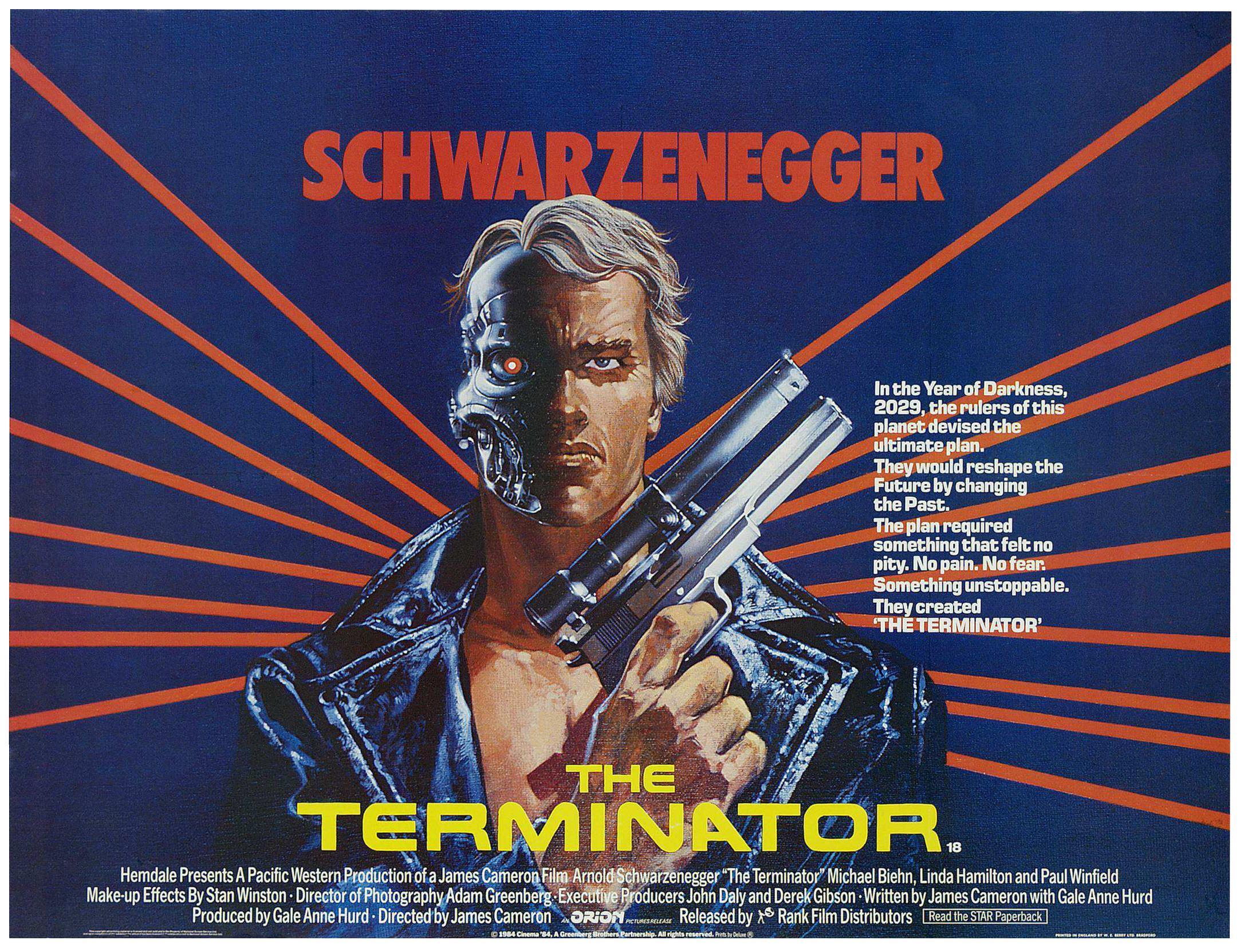 Poster Terminator Feedbadck