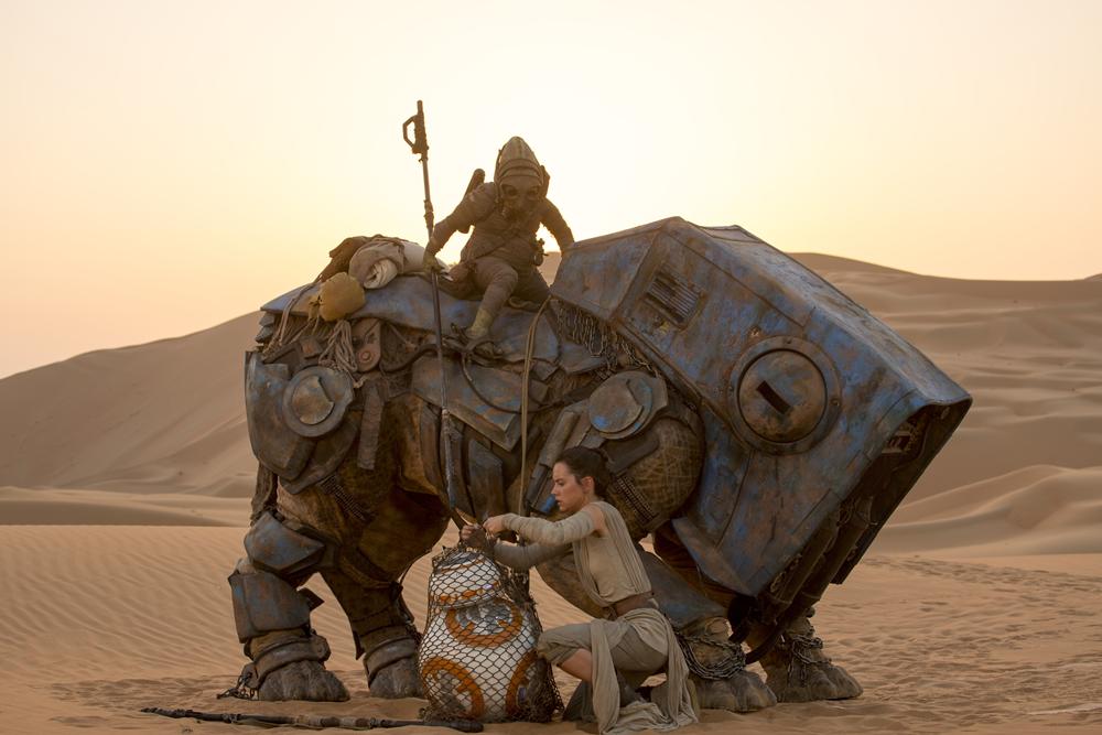 rescate BB-8