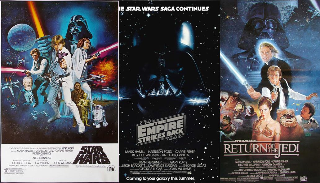 Star Wars IV V VI Feedback Ciencia